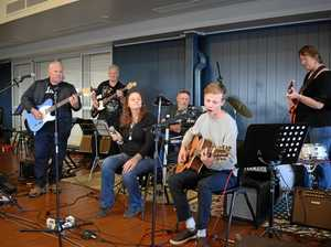 Local talent shines at Music Muster