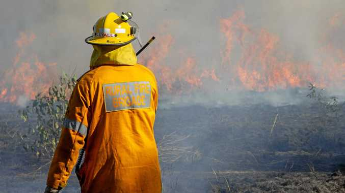 Firefighters warn of dangerous bushfire conditions
