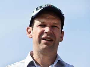 NATIONALS SPILL: Matt Canavan steps down to support Joyce