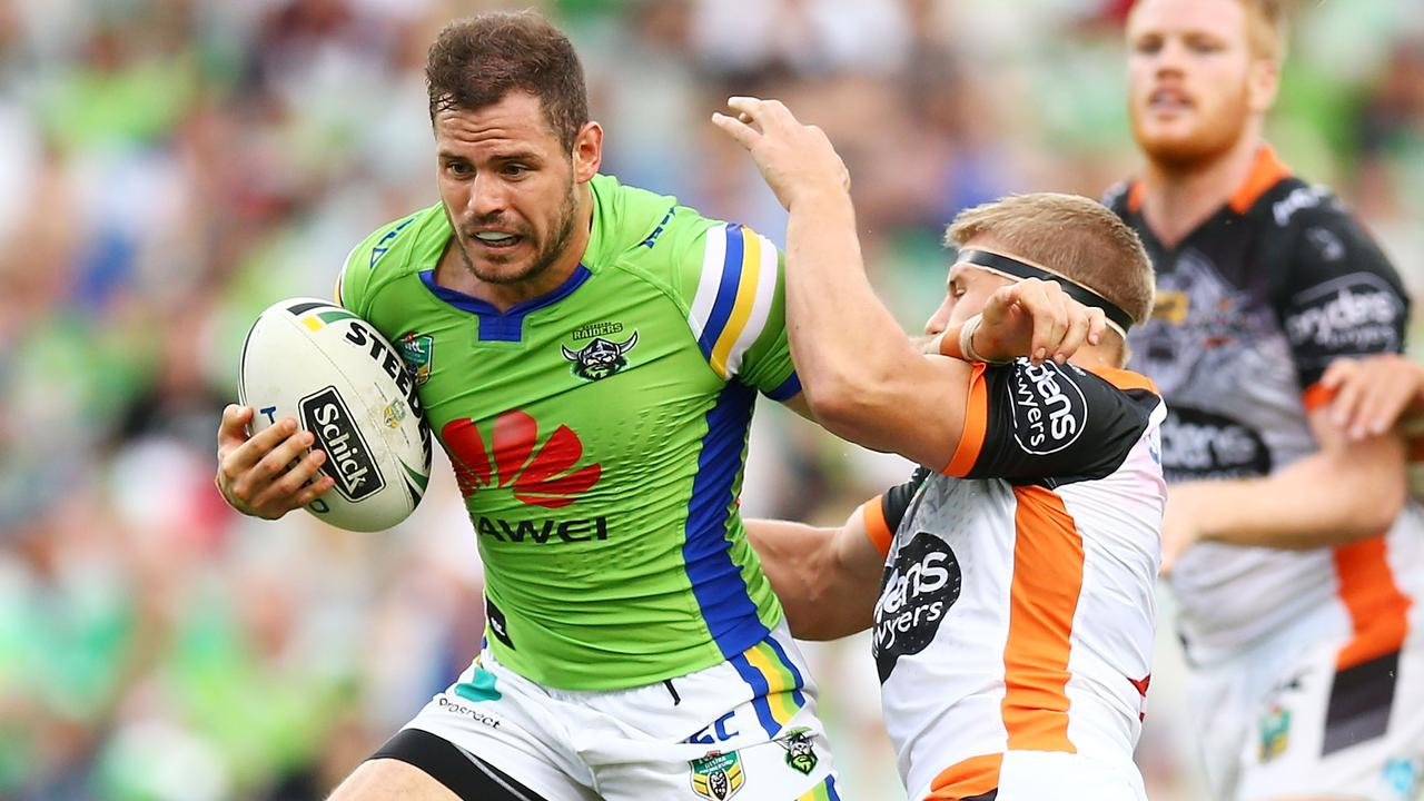 Aidan Sezer has been happy with his form this season. Picture: Getty Images