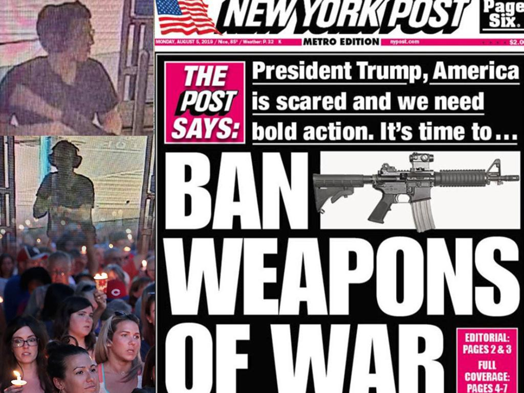 The New York Post has delivered a blunt message ot Donald Trump.