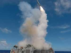 US push for missiles in Australia
