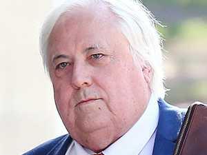 Palmer in shock settlement deal
