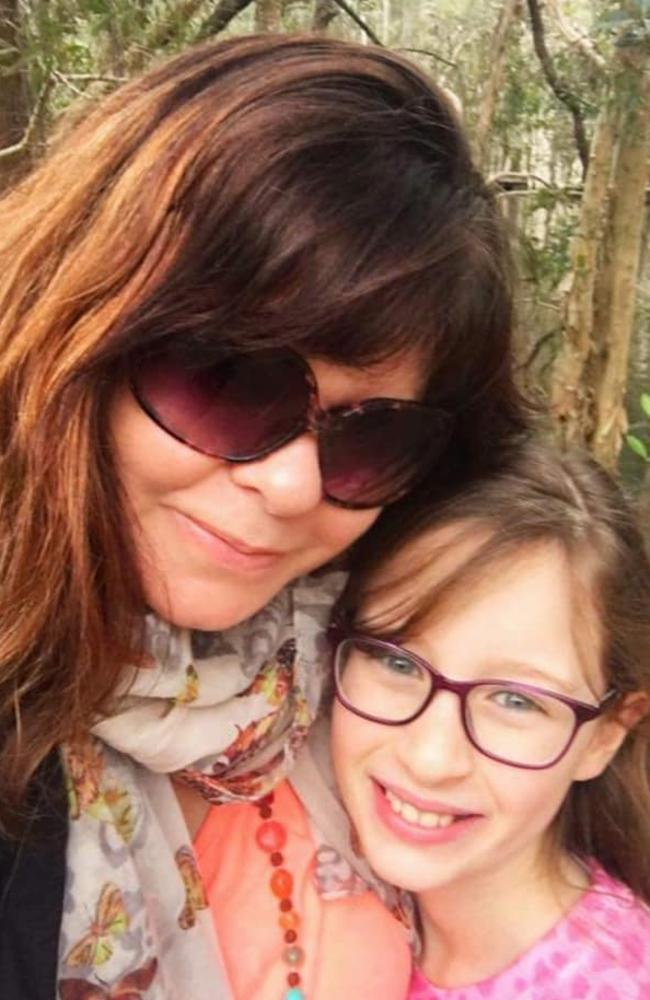 Sophie, 11, and her mum Nicole Smith were inseparable according to family friends.
