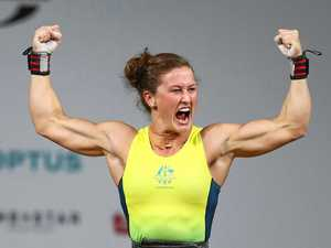 Toomey crowned world's fittest woman again