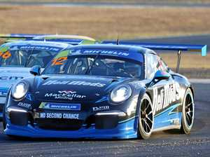 Jones is on track for final flourish in Porsche GT3 Cup
