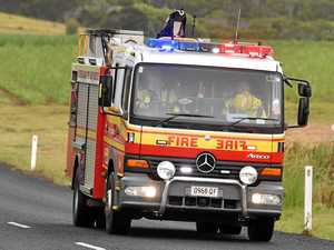 Firefighters called to vegetation fire in Bundaberg