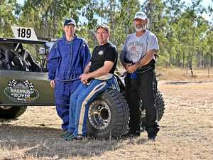 All woman off-road race team on the cards