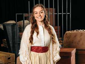 Aspiring actress lands lead role in popular stage production