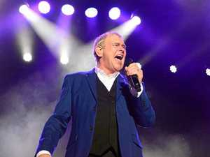 Welcome in the new year with John Farnham at Byron Bay