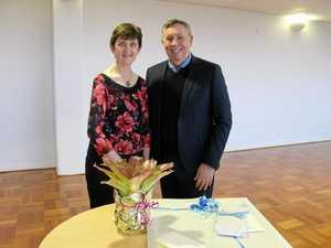 SCHOOL NEWS: Teacher signs off after 41 years