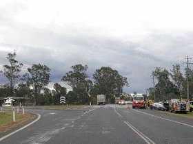 Notorious Lockyer Valley blackspot gets $1 millon upgrade