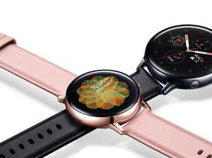 Samsung Galaxy Watch Active2 has rotating haptic bezel