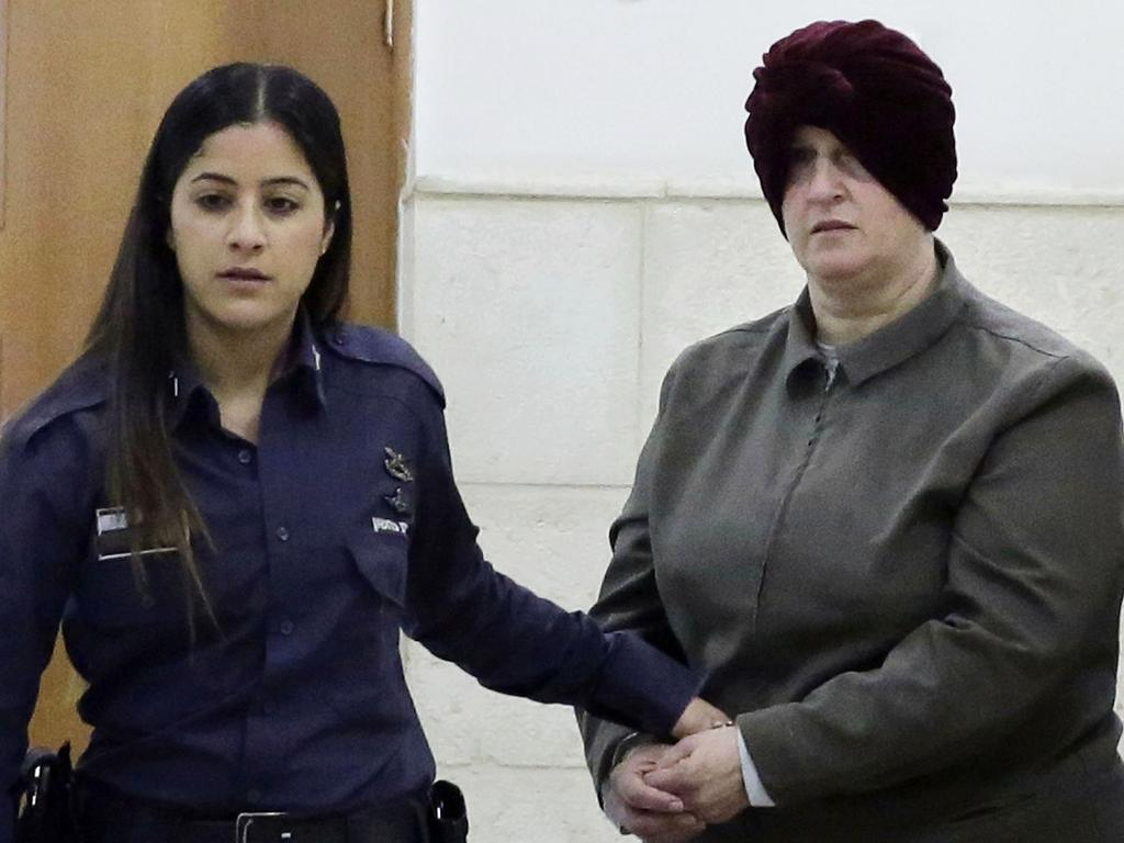 Malka Leifer faces 74 charges of sexual assault. Picture: AP