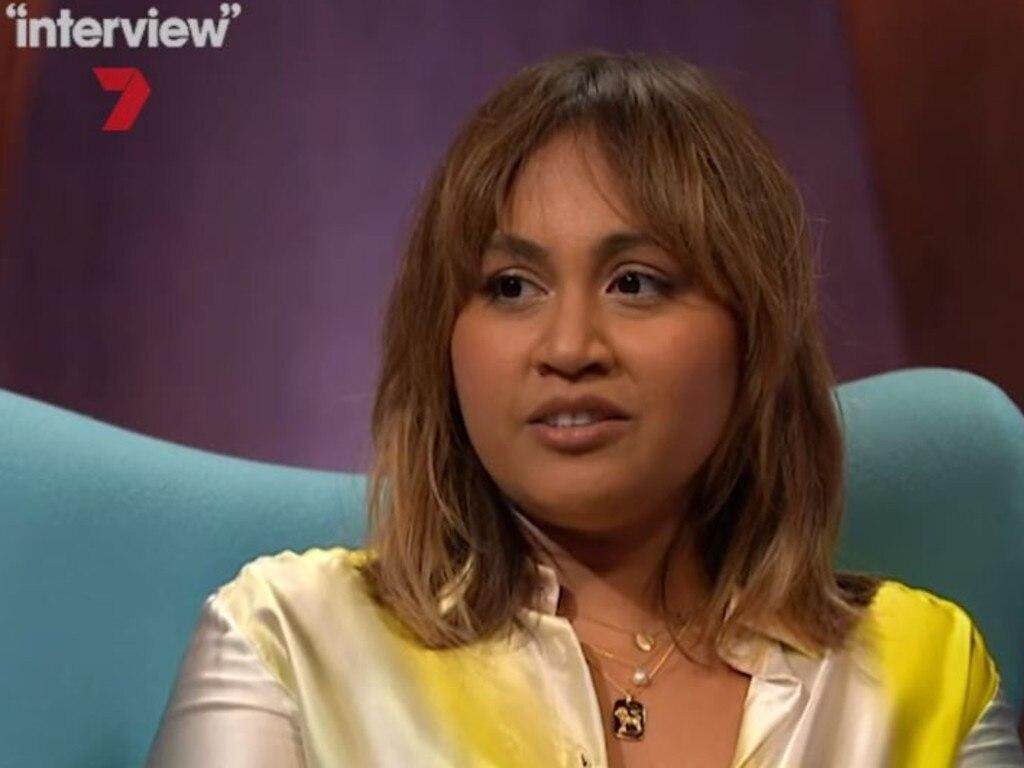 Jessica Mauboy on Andrew Denton's Interview