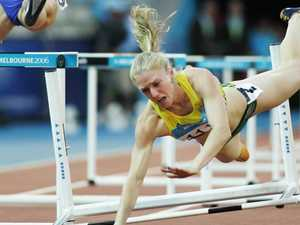Moment Pearson knew she'd jumped final hurdle