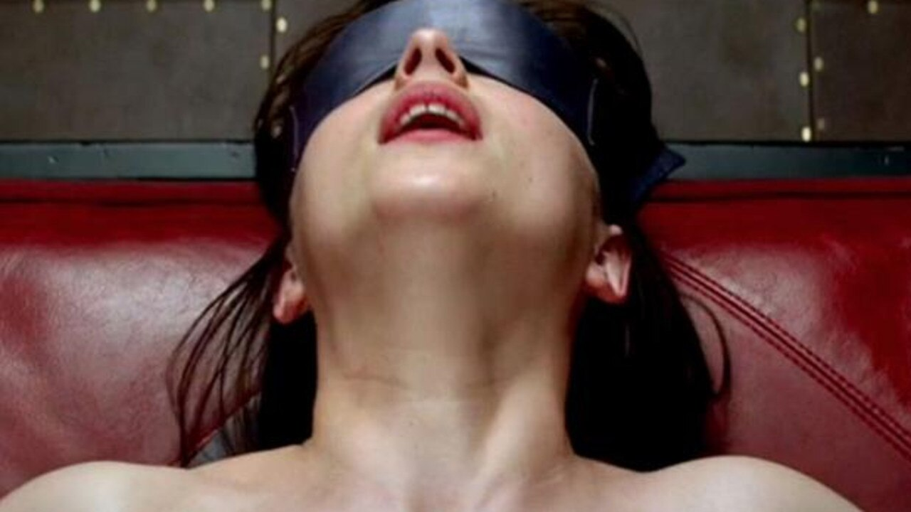 The tooth gap hit the big time in 50 Shades Of Grey.