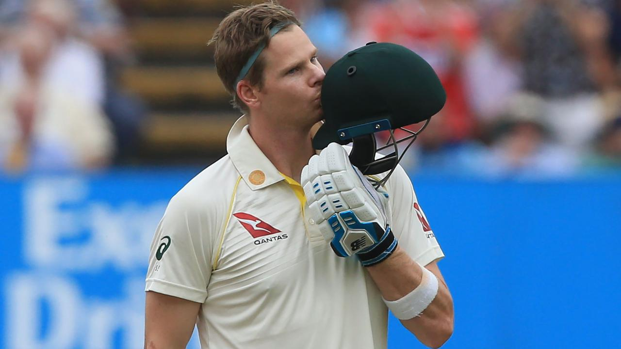 Steve Smith scored 286 runs, the most he has ever scored in a Test match.