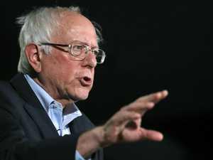 Sanders touts $US16 trillion climate plan
