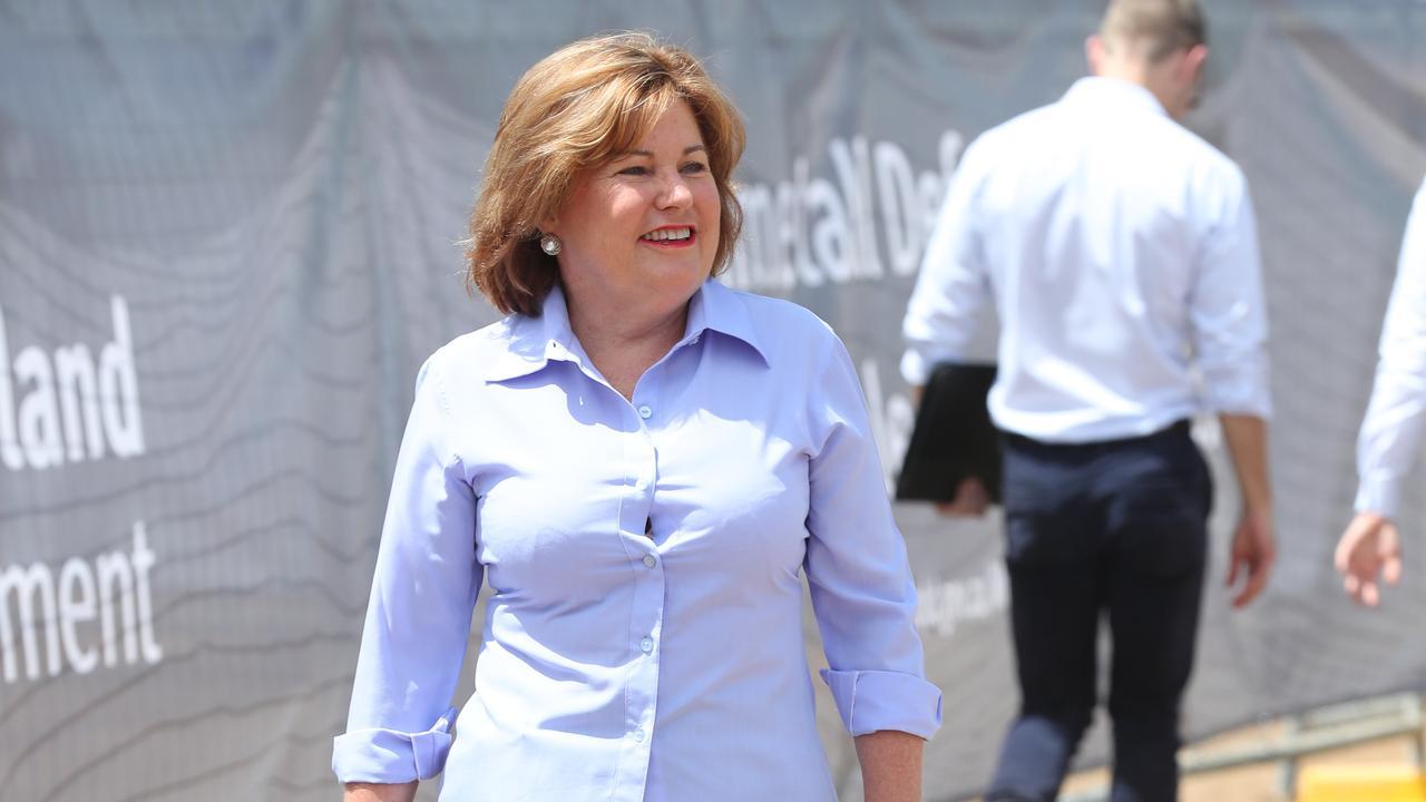 Labor MP Jo-Ann Miller. Picture: Annette Dew