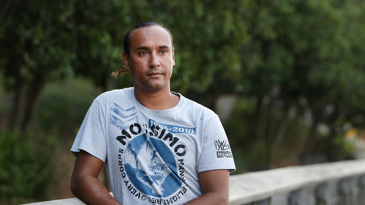The Mayor of Torres Strait Island Regional Council, Fred Gela.