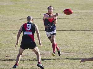 South Toowoomba vs Warwick