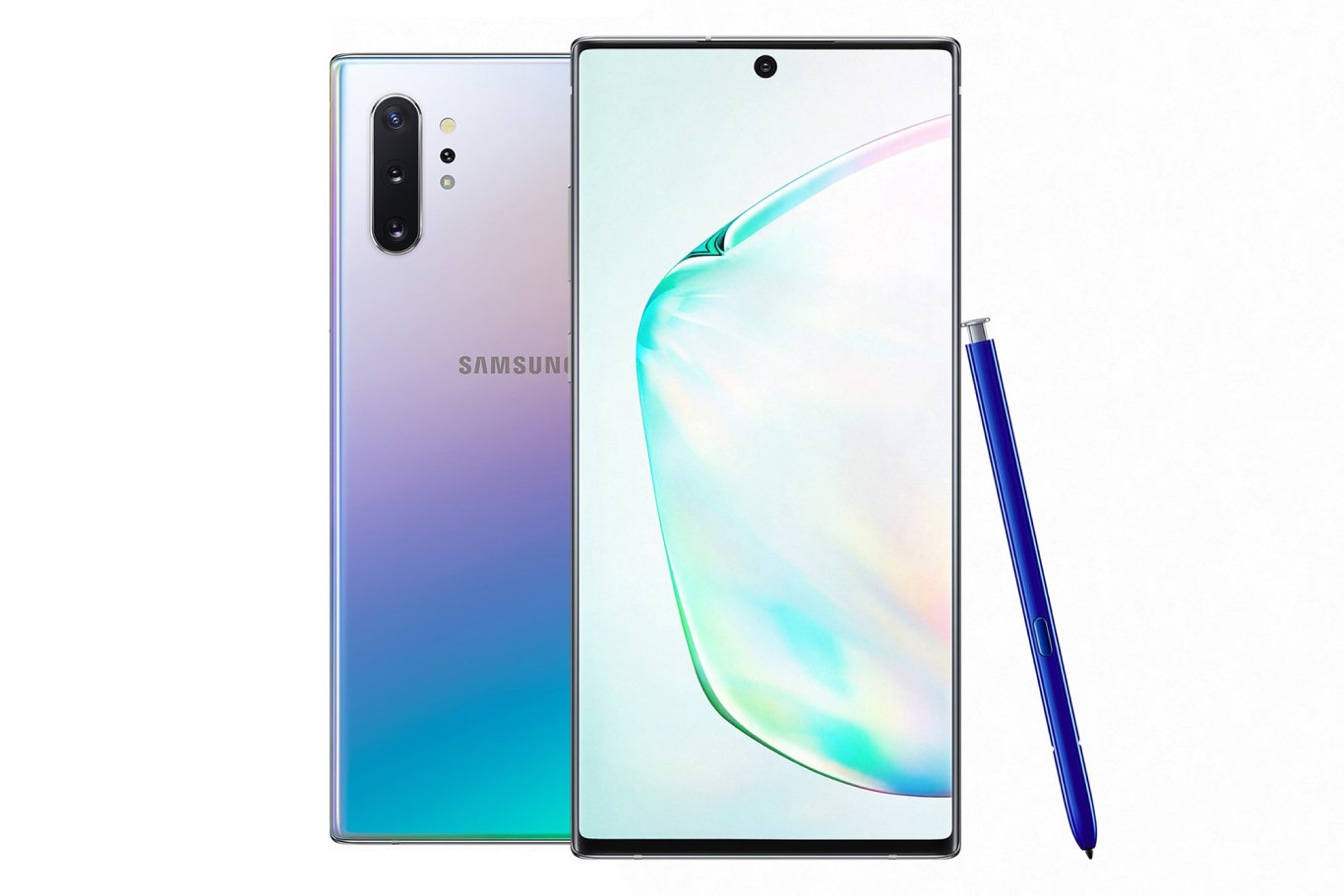Samsung has unveiled its flagship phone for power users, the Note10 in New York.