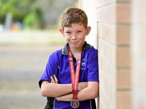 Push to get Lachlan to nationals