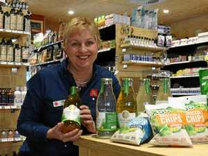 Store owner's incredible kindness to region's battlers