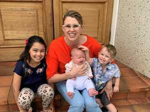 Mum-of-three on postnatal anxiety 'I felt really rattled'