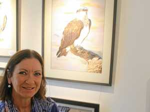 Artist a finalist in 'Archibald Prize for bird painters'
