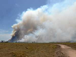 Smoke alert issued for parts of the Cooloola Coast