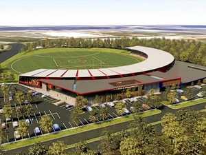 Springfield's $70m stadium set to boost region's businesses