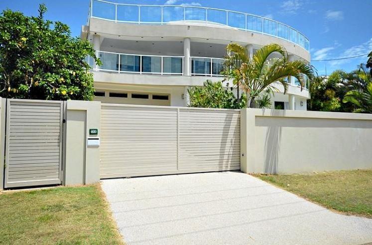 This three-storey Urangan home at 598 Esplanade originally listed for