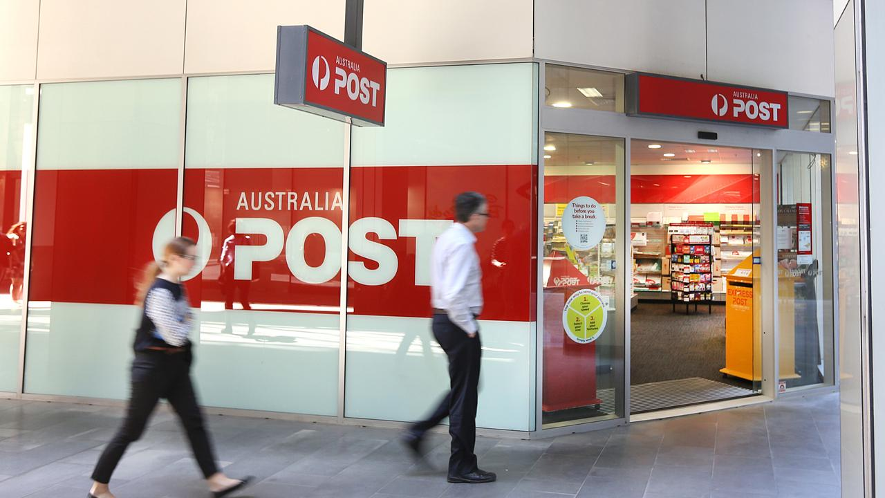 Australia Post wants to increase the price of stamps. Picture: Supplied