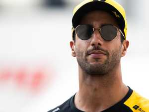 Ricciardo maintains the rage at rival
