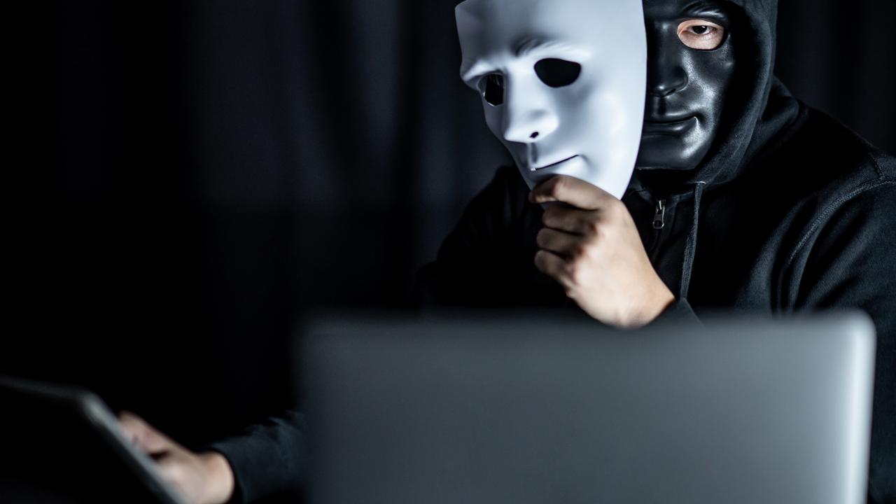 Istock hacker stock photo