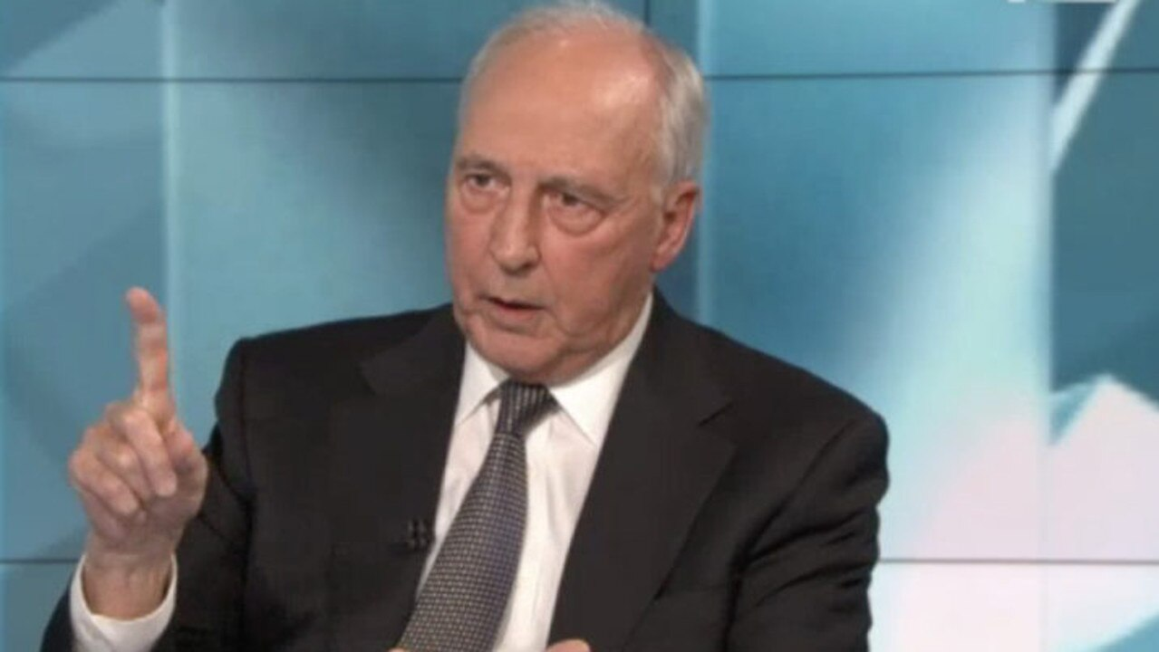 Paul Keating has told the ABC's 7:30 why Bill Shorten lost the election.