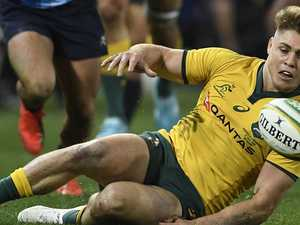 Wallabies' huge O'Connor gamble for Bledisloe I