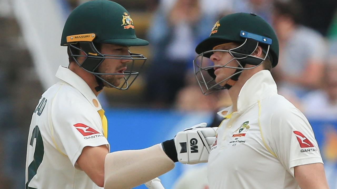 Travis Head has lauded Steve Smith's contribution.