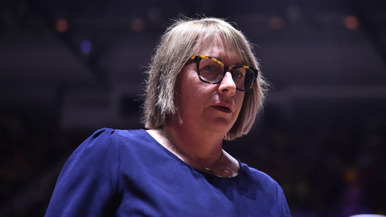 Lisa Alexander's coaching future remains unclear.