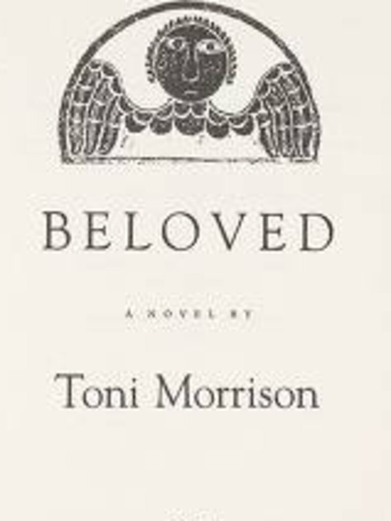 Beloved by Toni Morrison. Picture: Supplied