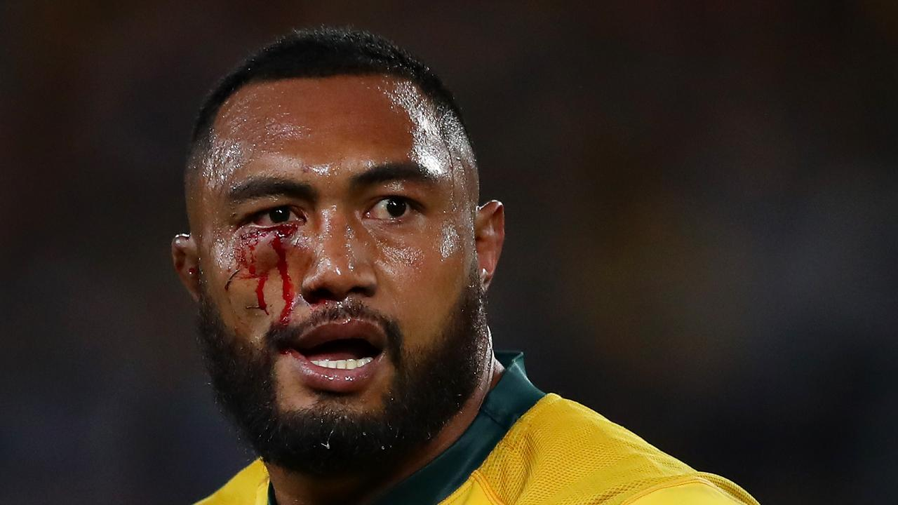 Sekope Kepu is desperate for Bledisloe success. Picture: Getty