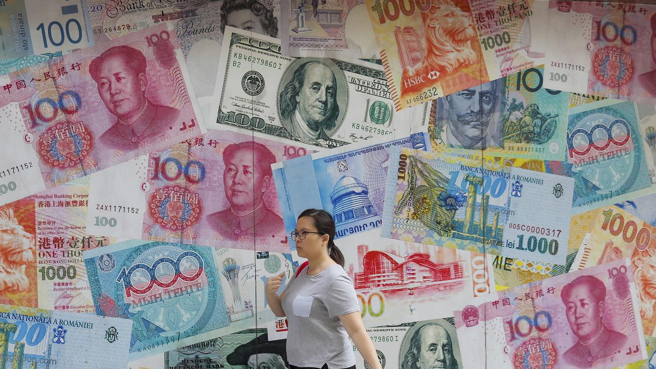 China's IOUs are now believed to total more than $200 billion. Picture: AP Photo/Kin Cheung