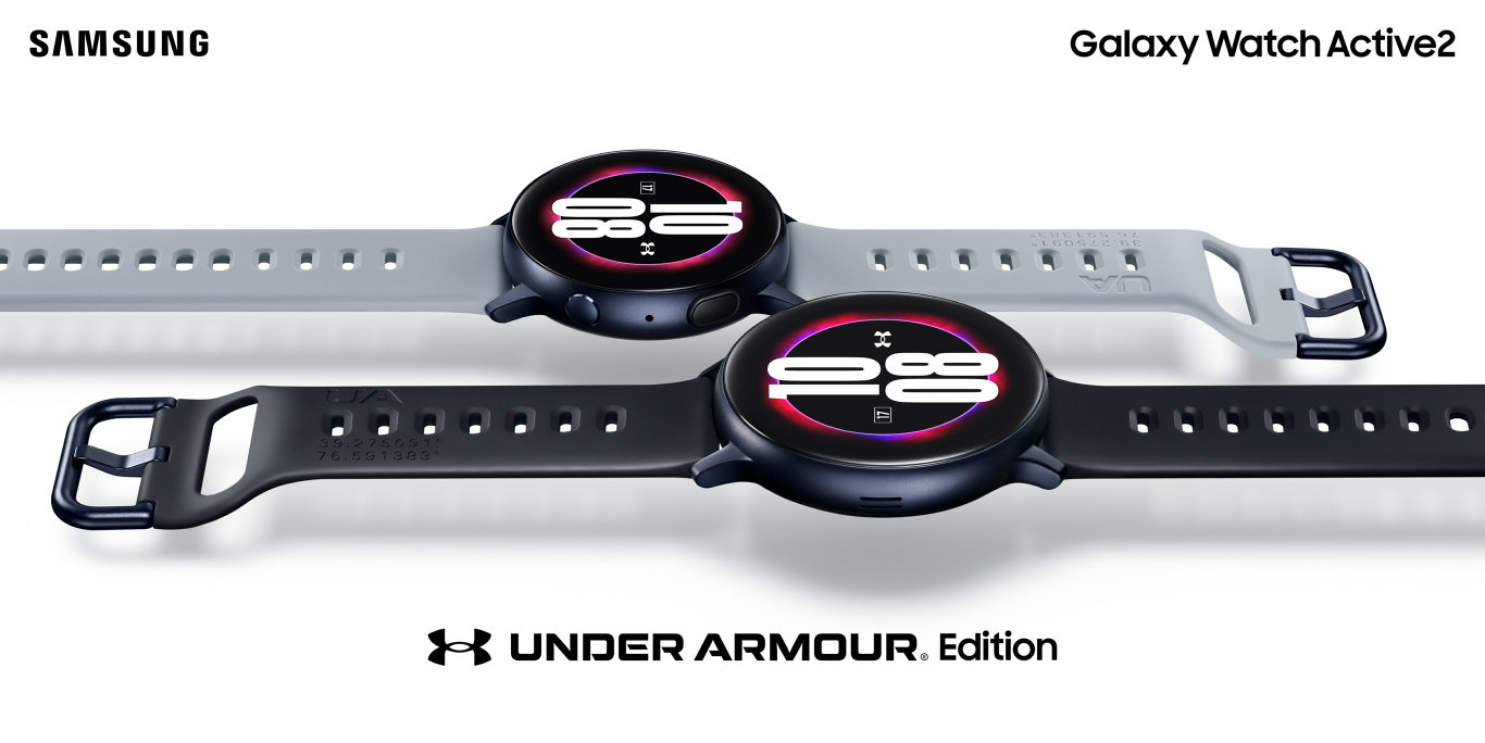 A new watch for fitness fans from Samsung.