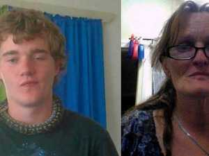 Mum instructs L-Plater son while they're both on drugs