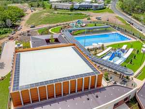 No simple fix: Specialist team brought in for indoor pool