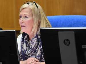 Councillors break the deadlock in fiery meeting