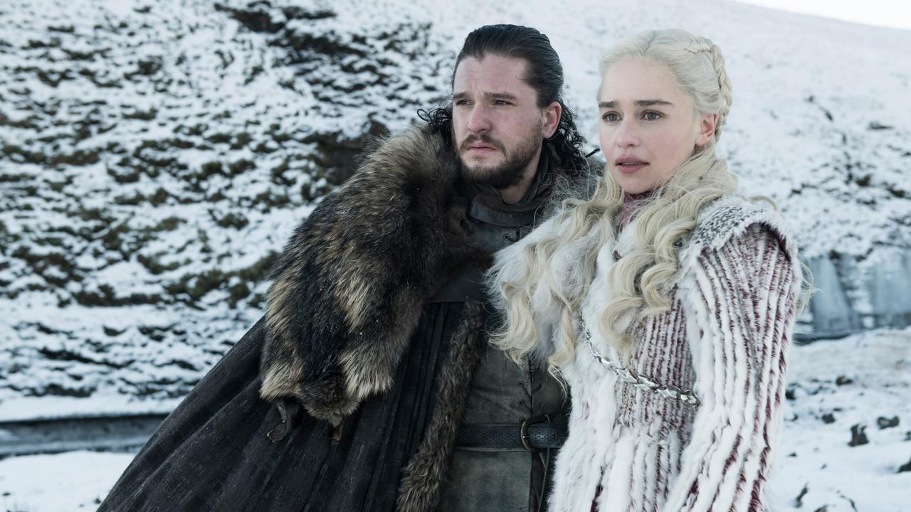 Game of Thrones' creators have signed with Netflix. Picture: Helen Sloan/HBO.
