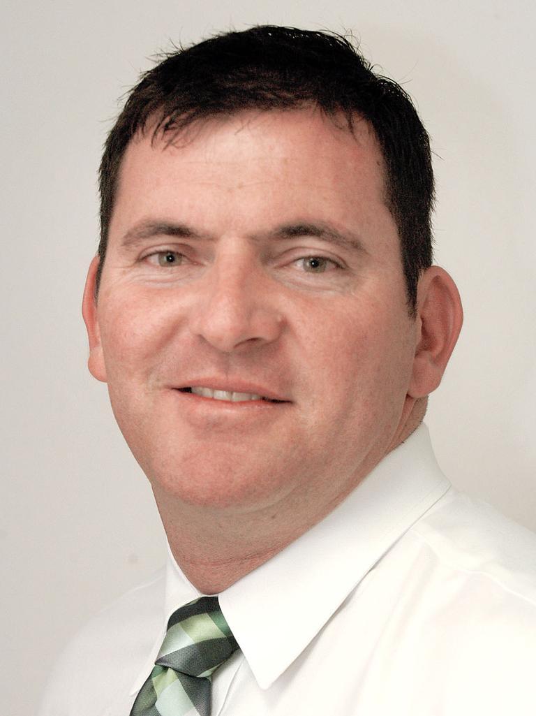 Queensland Hotels Association CEO Bernie Hogan.